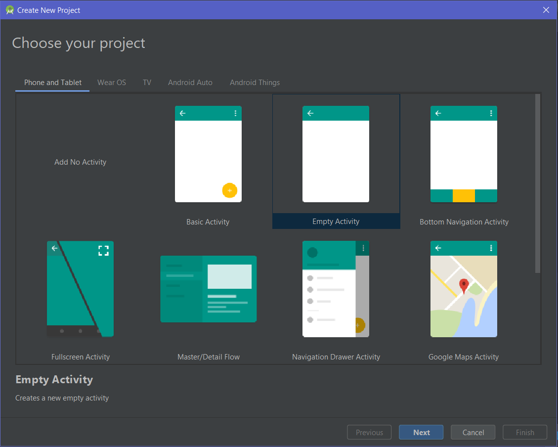 How To Create A  Mobile App Using Android Studio