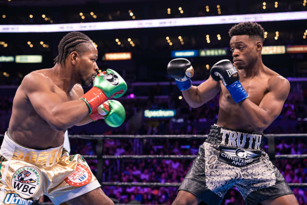 errol spence jr vs shawn porter september 28  2019 09 28 2019 fight ryan hafey   premier boxing champions