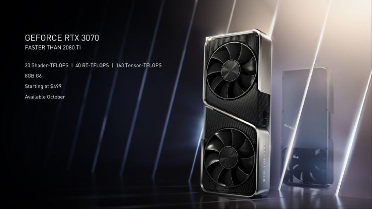NVIDIA GeForce RTX 30 Series Graphics Cards Announcement GeForce RTX 3090 RTX 3080 RTX 3070 15 740x416 1